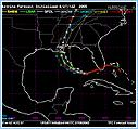Hurricane Forecast Models for Hurricane Katrina in 2005